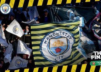 «Манчестер Сити» выиграл Кубок Лиги третий раз кряду