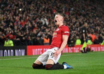 «Манчестер Юнайтед» вышел победителем из манкунианского дерби