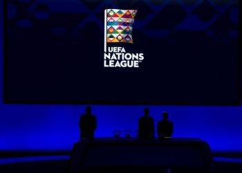 Итоги жеребьёвки группового этапа Лиги наций