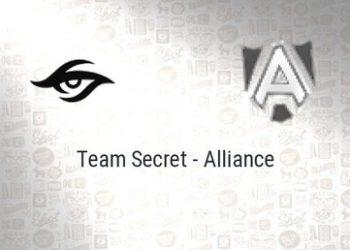 Прогноз Team Secret — Alliance (24 апреля 2020), ставки и коэффициенты