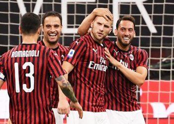 Прогноз Сампдория — Милан (29 июля 2020), ставки и коэффициенты