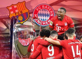 Прогноз Барселона — Бавария (14 августа 2020), ставки и коэффициенты