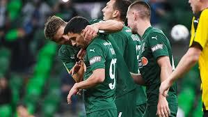 Обзор матча Краснодар — ПАОК (2:1), 22 сентября 2020