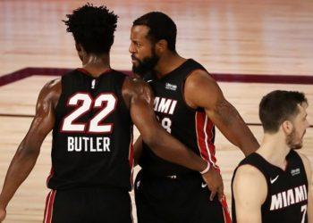 «Майами Хит» — первый полуфиналист в НБА