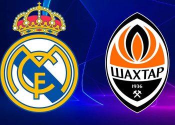 Прогноз Реал Мадрид — Шахтер (21 октября 2020), ставки и коэффициенты