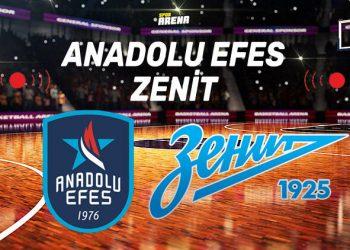 Прогноз Анадолу Эфес – Зенит (1 октября 2020), ставки и коэффициенты