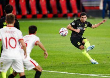 Обзор матча Севилья — Краснодар (3:2), 4 ноября 2020