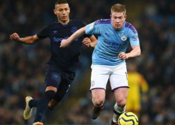 Матч «Эвертон» — «Манчестер Сити» перенесен из-за COVID у гостей