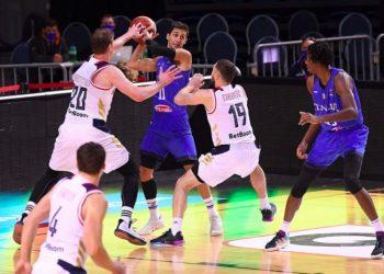Россия снова проиграла Италии на отборах к Евробаскету