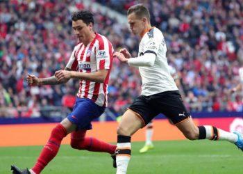 Прогноз Атлетико Мадрид — Валенсия (24 января 2021), ставки и коэффициенты