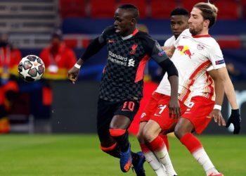 «Ливерпуль» вновь обыграл «Лейпциг» и вышел в четвертьфинал ЛЧ
