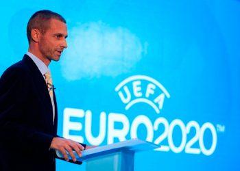 УЕФА не готов проводить матчи Евро-2020 при пустых трибунах