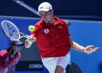 Даниил Медведев боялся умереть в 1/8 финала олимпийского турнира по теннису