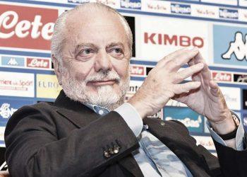 Президент «Наполи» предложил организовать новую европейскую лигу