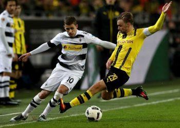 Прогноз на матч Боруссия Менхенгладбах — Боруссия Дортмунд (25 сентября 2021)