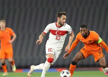 Прогноз на матч Нидерланды — Турция (7 сентября 2021)