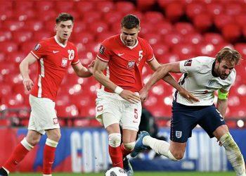 Прогноз на матч Польша — Англия (8 сентября 2021)