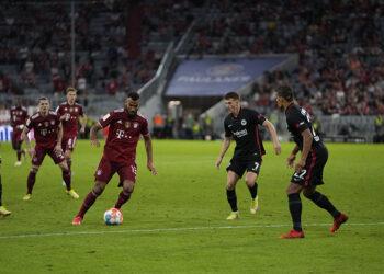 Прогноз на матч Байер — Бавария (17 октября 2021)