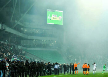 Боссы Лиги 1 закрыли стадион «Сент-Этьена» как минимум до середины ноября